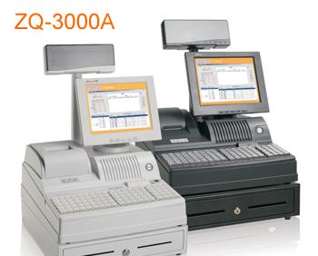ZQ-E600液晶型POS收款机/无线点菜器/点菜机