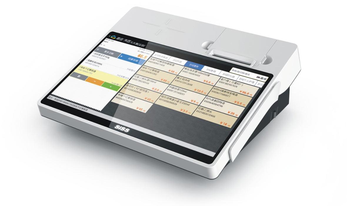 天宝Tbox互联网收款设备 siss 思迅新品 安卓收款机