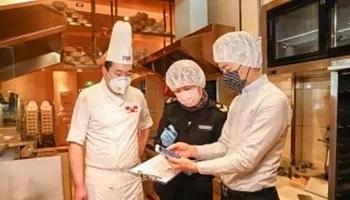 如果餐厅通知复工,厨师应该做些什么?