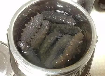 活海参的加工处理方法,很多厨师都不知道